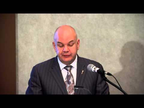 Health Policy Speakers Series:  Minister Fred Horne