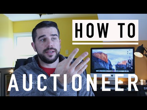 How to Auctioneer : Hundred????