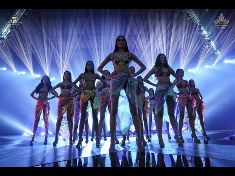 Miss Universe Thailand 2019 | TOP20 Swimsuit Competitions
