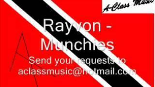 Rayvon - Munchies