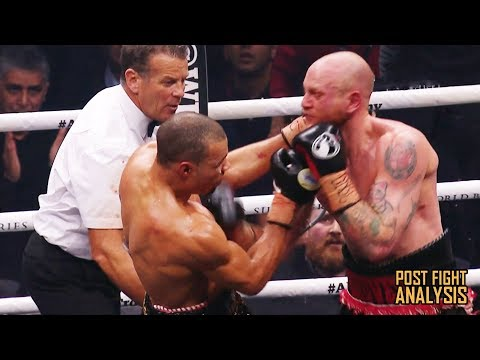 GEORGE GROVES EXPOSES CHRIS EUBANK JR!!! COMPLETE DOMINATION!!! (POST FIGHT REVIEW)