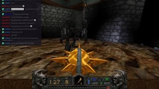 Live Stream: Hexen II: Portal of Praevus Blind Playthrough - Part 2