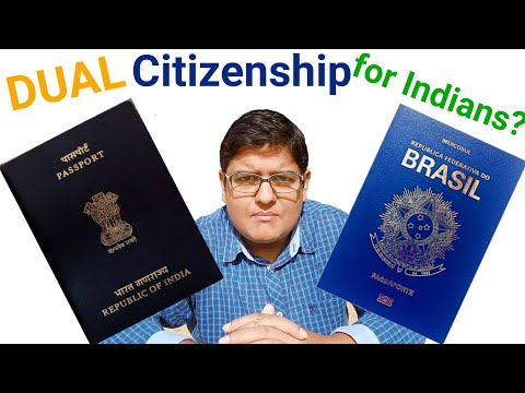 Dual Citizenship For Indians? | (Bill Placed In PARLIAMENT)