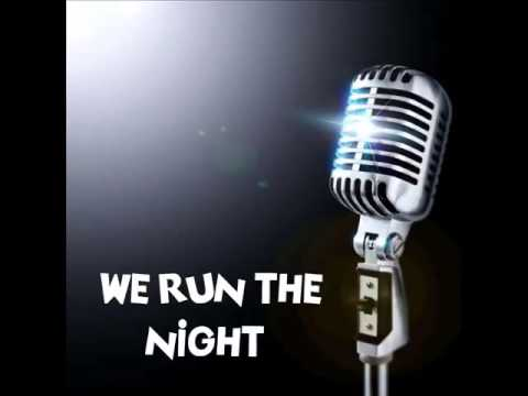 We run the night    Havana Brown ft Pitbull   Karaoke