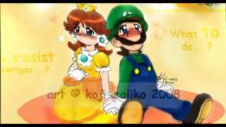 Mr.L and Luigi x Daisy