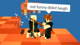 Roblox Skywars Funny Moments #4 (LONG)