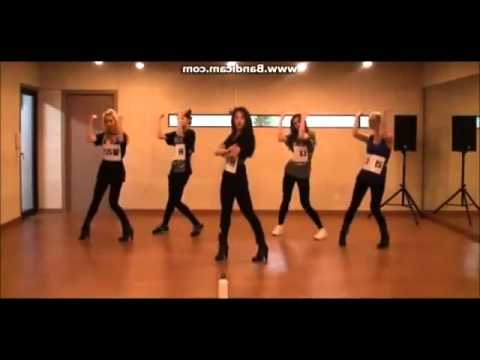 Venus - Hello Venus [ mirrored dance ]