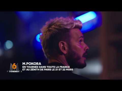 Vidéo Bande annonce M. Pokora - My Way Tour