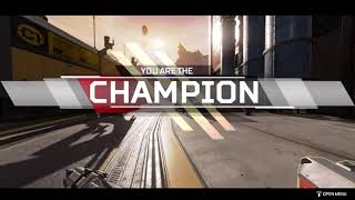 Apex Legends | Wraith | You are the Champion.