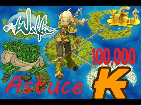 Wakfu Astuce Kamas 100.000 K En 10-12 Mins Seulement Farm Mine