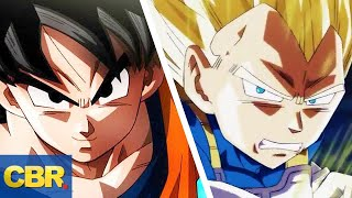 10 Weird Things Goku Can Do That Vegeta Can't In Dragon Ball