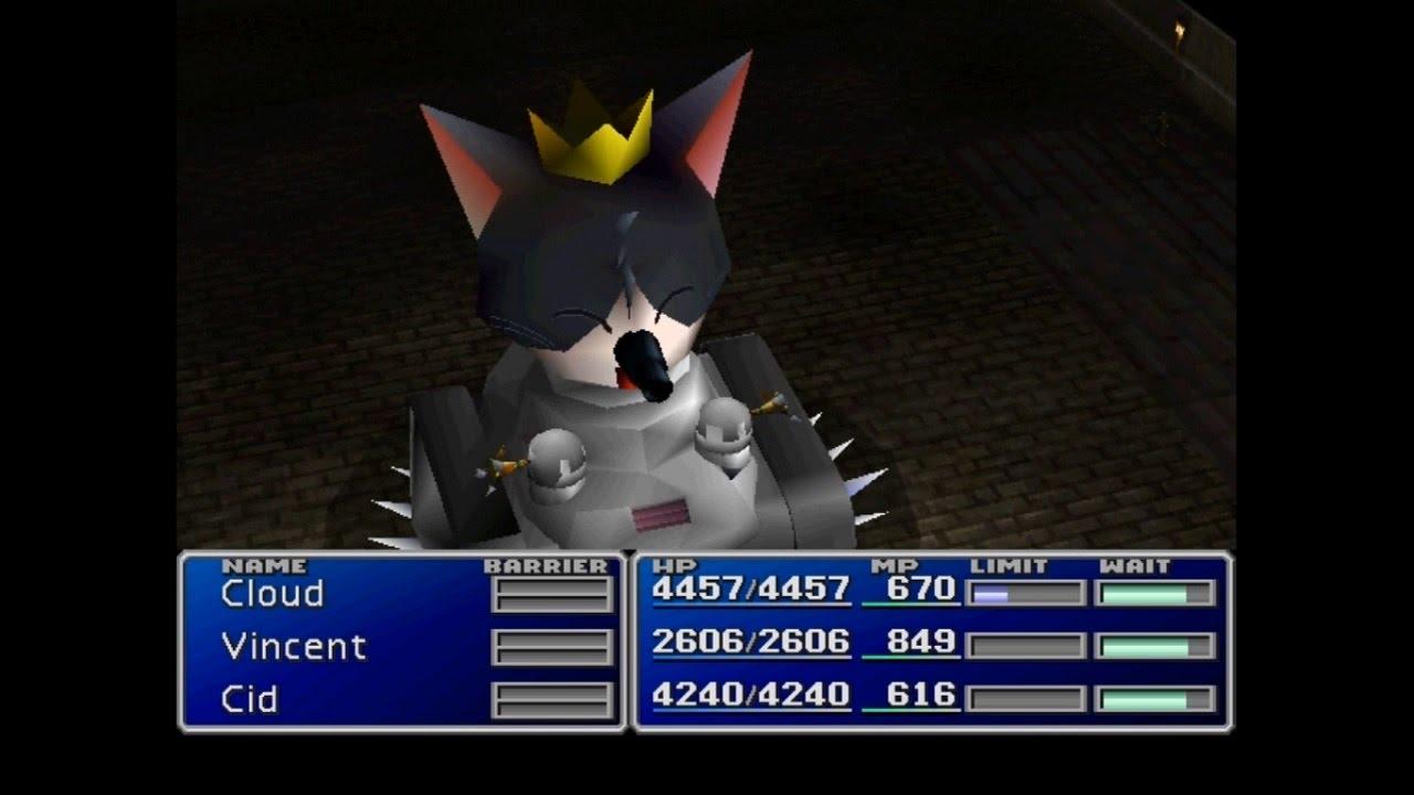 Final Fantasy VII - New Threat Mod v1 4 Playthrough, Part 57: Cait Tank