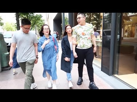JAPAN TRIP WITH THE AQUINOS DAY 1 ♥️ | Erich Gonzales