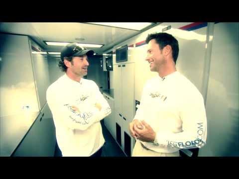 Patrick Dempsey talks Racing with Peter Miller host of Bass 2 Billfish