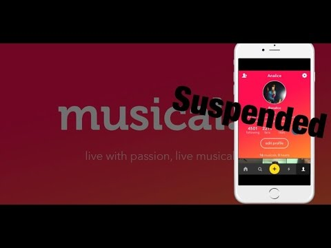 SUSPENDED ON MUSICAl.LY