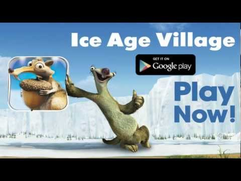 Ice Age Village now on Google Play