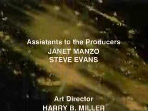 Guiding Light Closing Credits (1984)