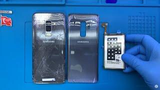 Samsung Galaxy S9+ Batarya ve …