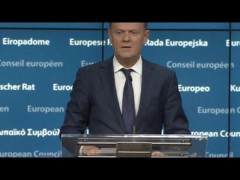 """Туск: """"Великобритании нужна Европа, а Европе - Великобритания"""""""