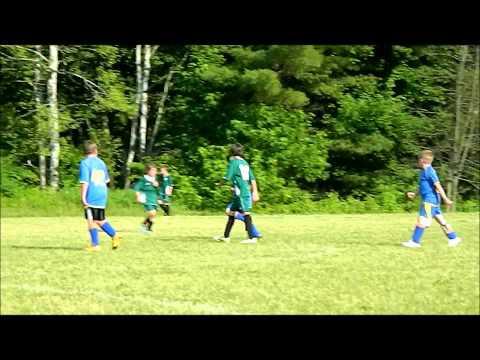 Brandon (Milton , Vermont U10 soccer)