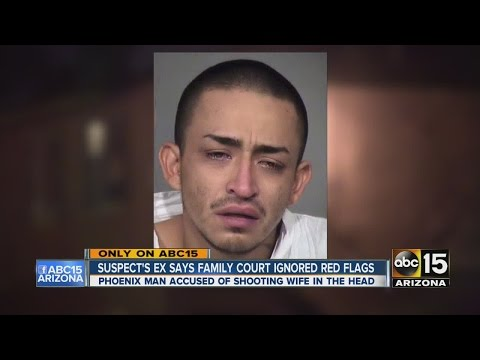 Phoenix man accused of shooting wife in head