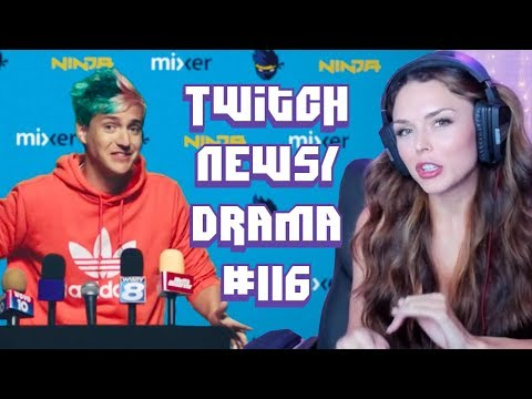Twitch Drama/News #116 (HeatheredEffect Breastfeeding Update, Ninja Leaves Twitch, XQcOW Ban)