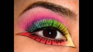 Colorful Eye Makeup ! - Entry for Tinkerbell1491's Contest Thumbnail