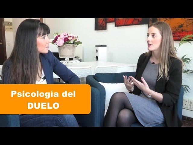 Psicología del Duelo. Entrevista con la psicóloga Rocío Penas