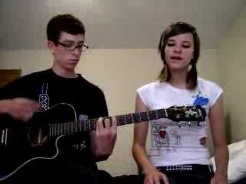 Up Against the Wall Boys like Girls Hannah Combs Guitar Singer Girl Cover Michael Bowling