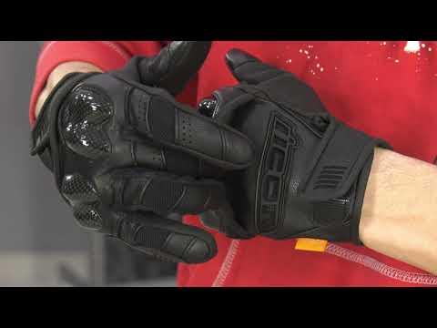 Мотоперчатки ICON CONTRA2