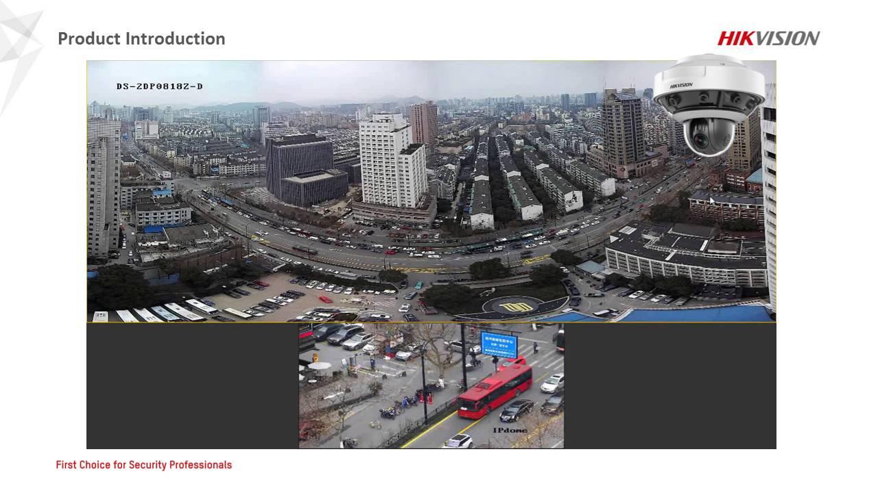 PanoVu – Security One- HIKVISION