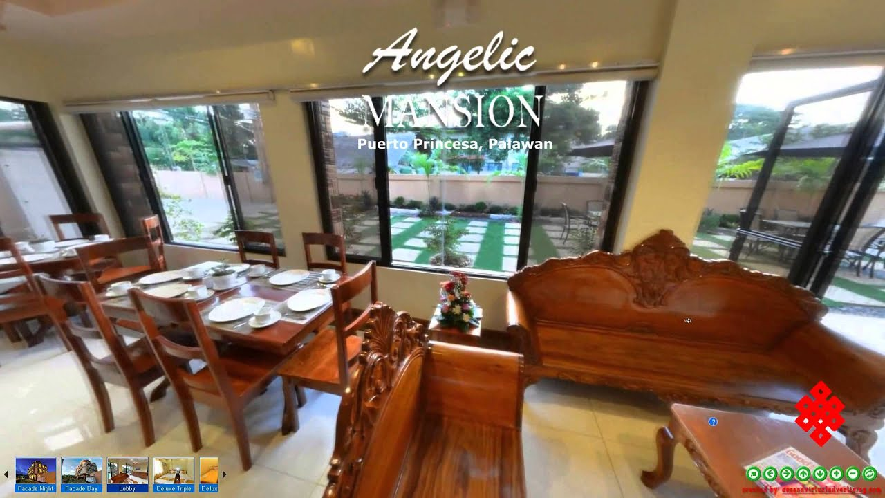 Angelic Mansion Angelic Mansion 360a0 Virtual Tour Video Youtube