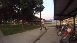 Extreme Stilt Jumping!!! Thumbnail
