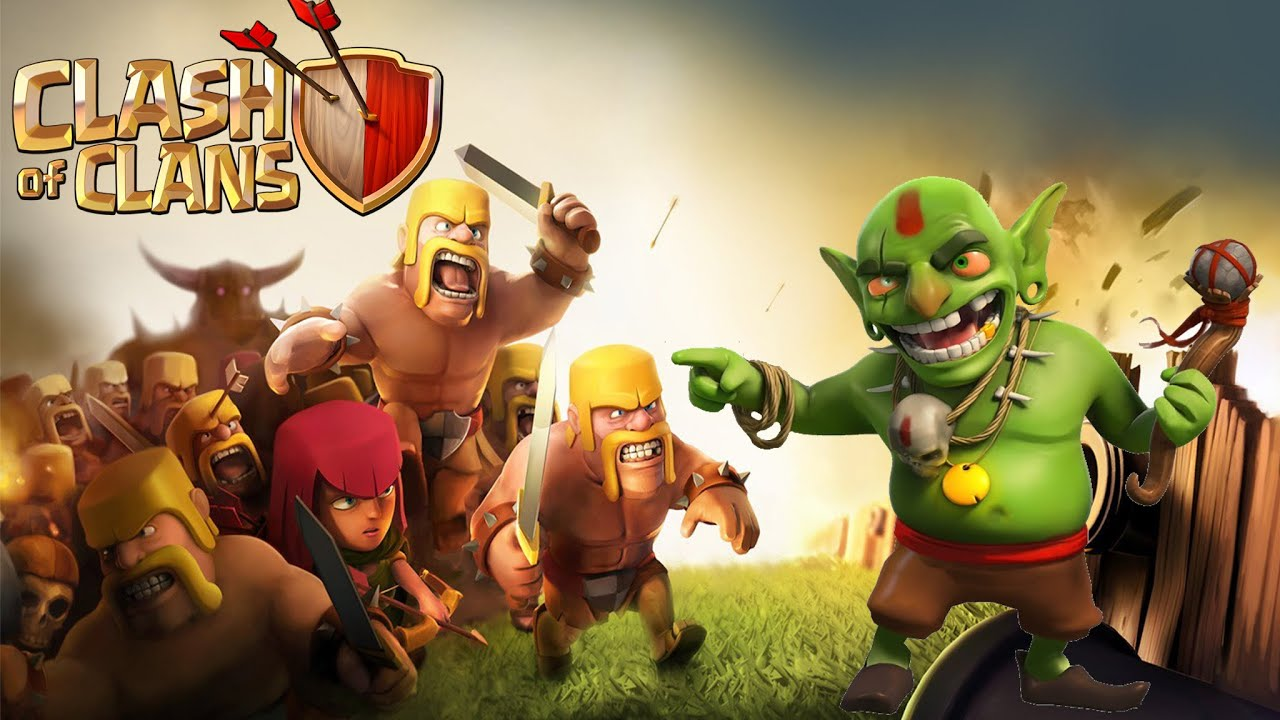 clash of clans filme