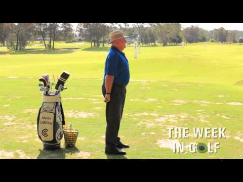 Mark Gibson playing tip: Setup