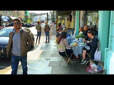 LONDON WALK | Regent's Park Road towards Primrose Hill | England