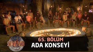 Ada konseyi | 65. Bölüm | Survivor 2018