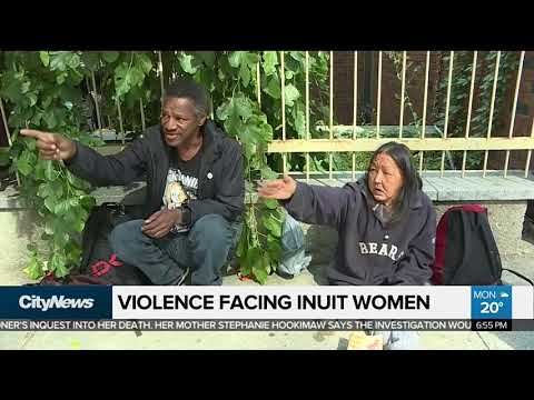 Inuit women facing violence on the streets of Montreal