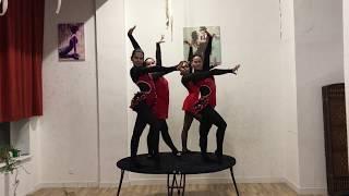 Enkhee boys and girls - Quartet contortion
