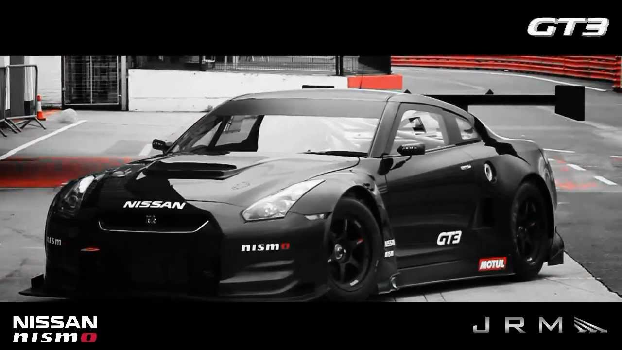 nissan gt r nismo gt3 doovi. Black Bedroom Furniture Sets. Home Design Ideas