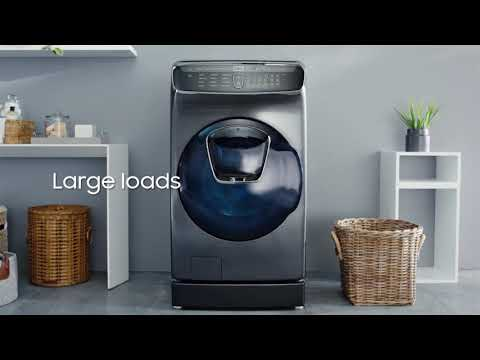 Samsung Washing Machine AddWash WR24M9960KV/TL
