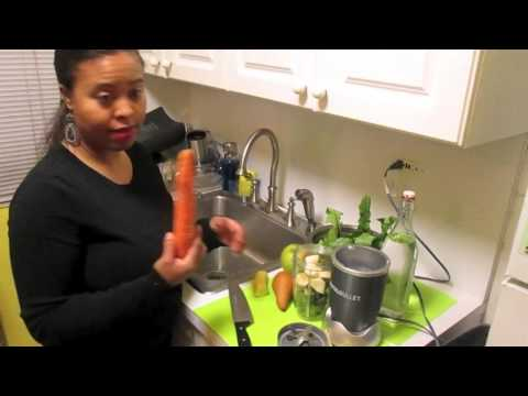 Juicing With The NutriBullet