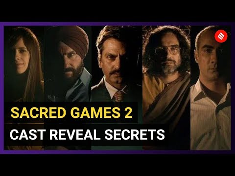 Sacred Games 2 review and release LIVE UPDATES
