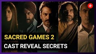 Sacred Games 2: Cast React To Fan Theories About The Show and Reveal Secrets