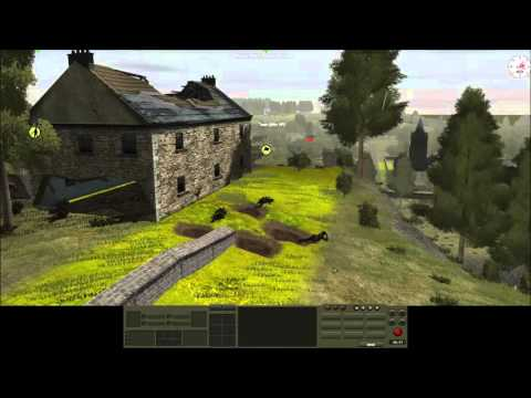 Combat Mission Battle for Normandy AAR 28# - SLIM vs Ithikial Part 1