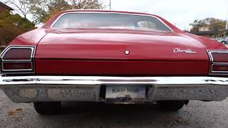 1969 Chevrolet Chevelle - Great Driving Muscle CAR - FOR SALE