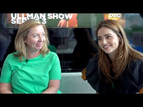 The Cry's Jenna Coleman & Claire Mundell