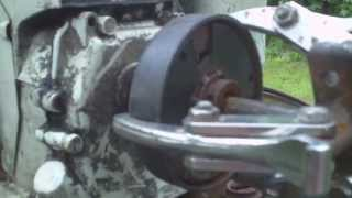 How to remove a centrifugal clutch on any small gas engine