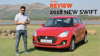 New Maruti Swift 2018 Review in Hindi | AMT | Features [हिन्दी]