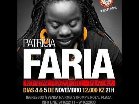 SHOW DO MÊS PATRÍCIA FARIA DIA 1